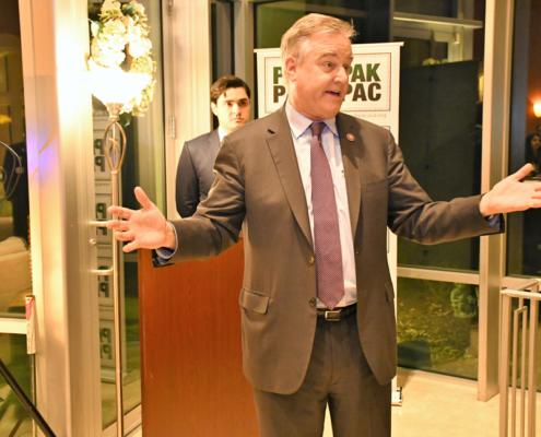 David Trone meets with PAKPAC