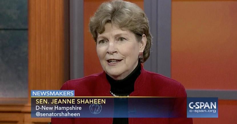 Jeanne Shaheen U.S. Senator