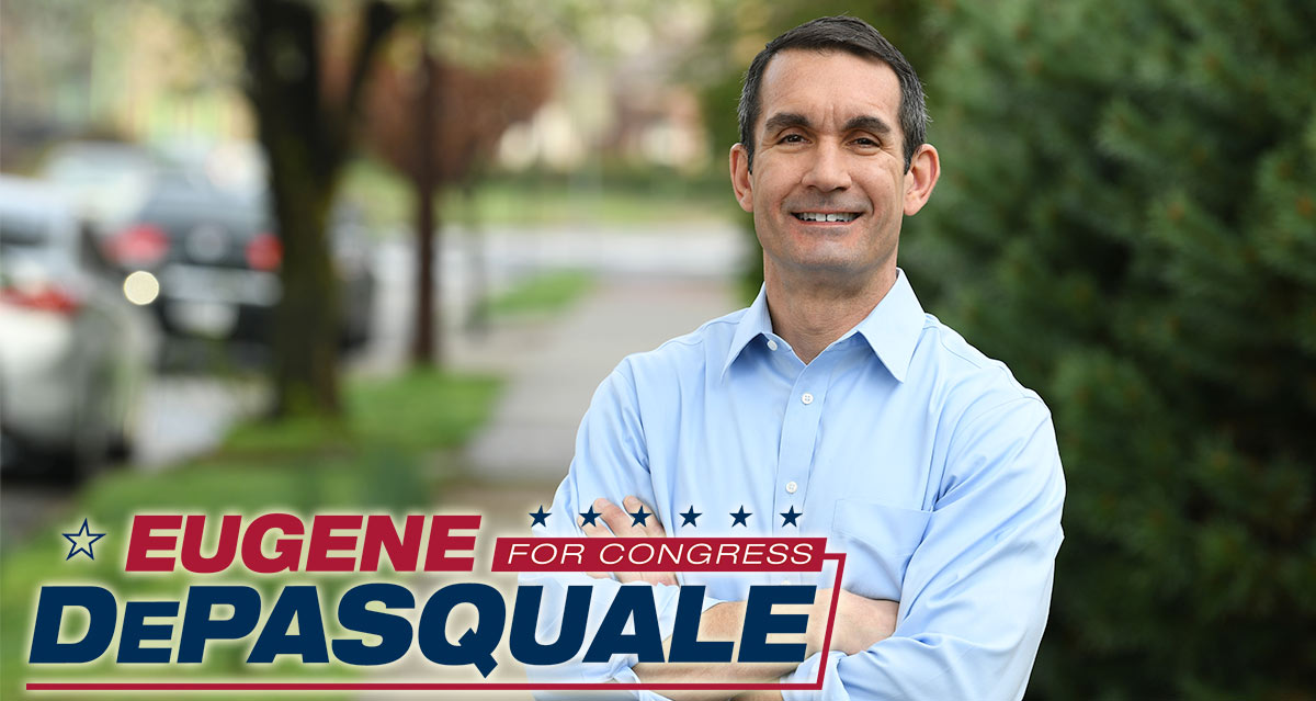 Conversation with Eugene DePasquale